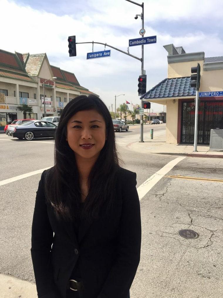 Phatana Ith in Long Beach's Cambodia Town