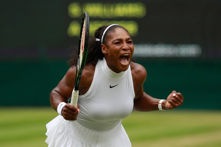 Image: FILE - Serena Williams Reportedly Pregnant With First Child