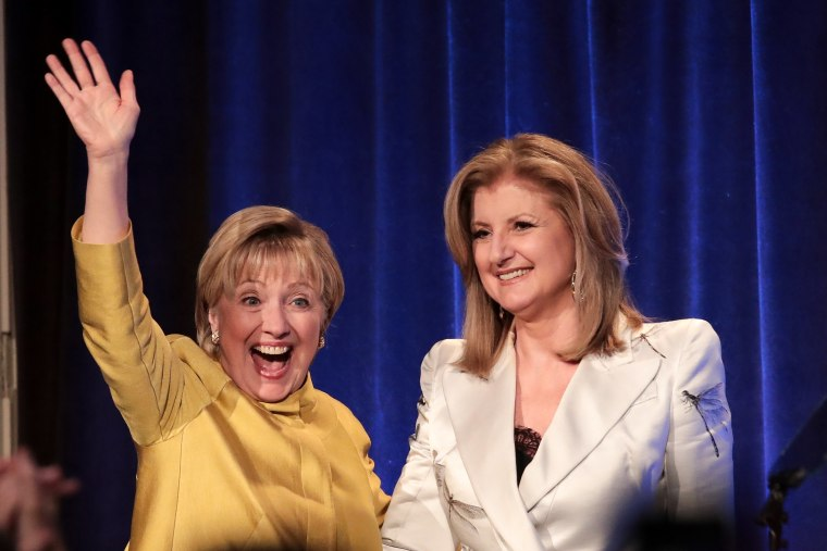 Image: Hillary Clinton Receives Trailblazer Award From LGBT Center In NYC