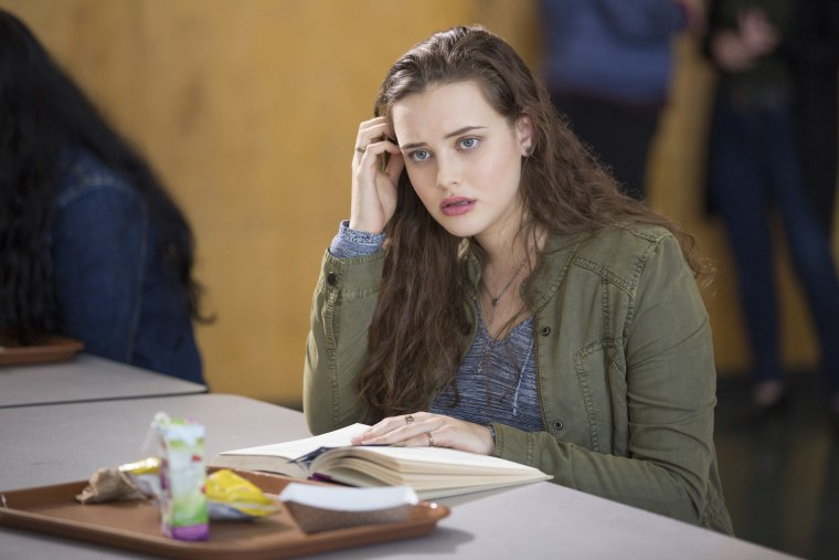 Image: Katherine Langford from the Netflix Series 13 Reasons Why