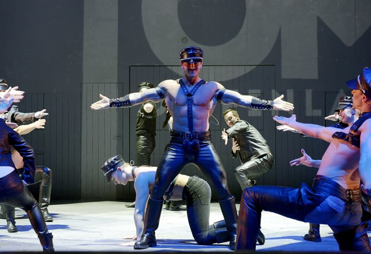 FINLAND-THEATRE-MUSICAL-GAY
