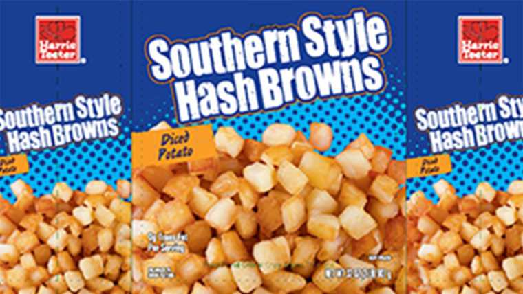 Frozen hash brown recall