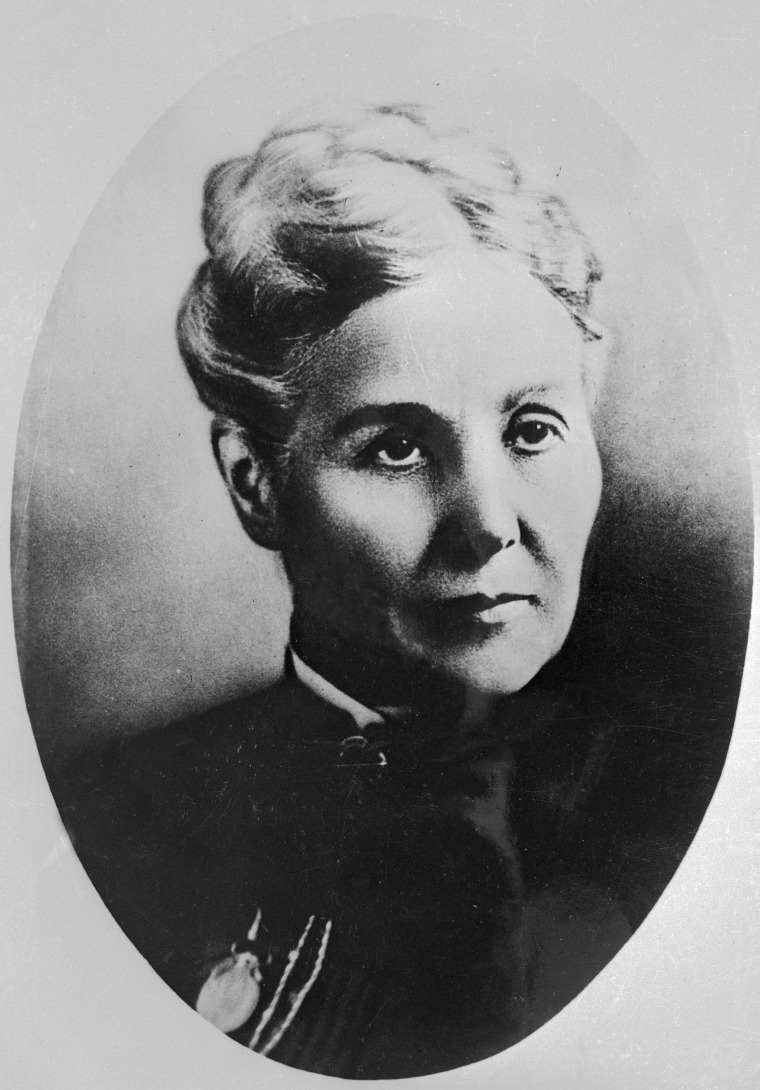 Mother of Anna M. Jarvis, Founder of Mother's Day