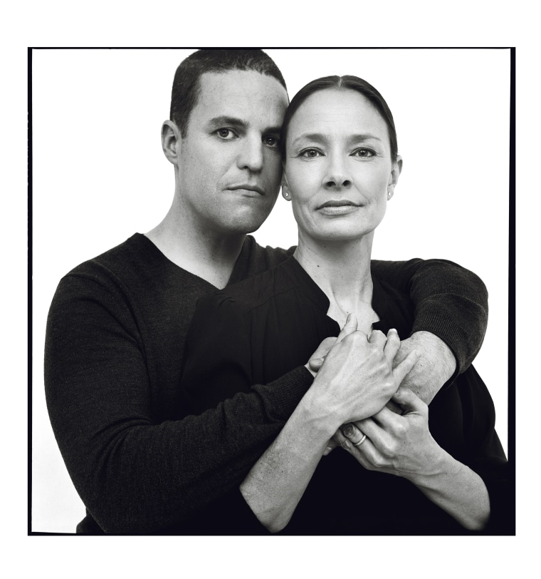 Kevin and Marina Krim