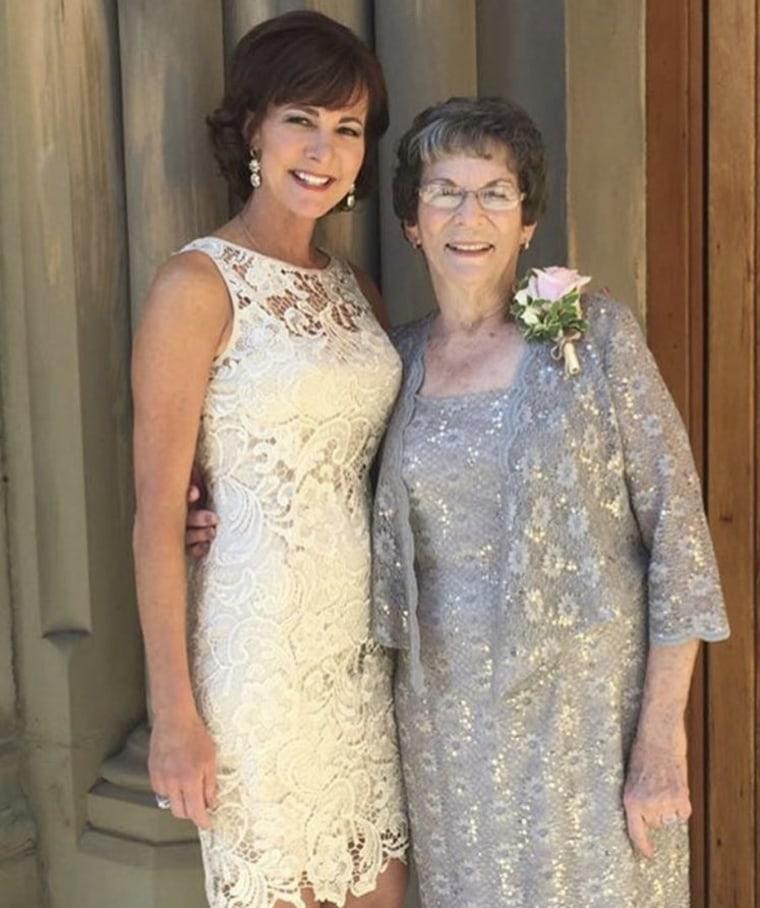 Shelli Netko and mom
