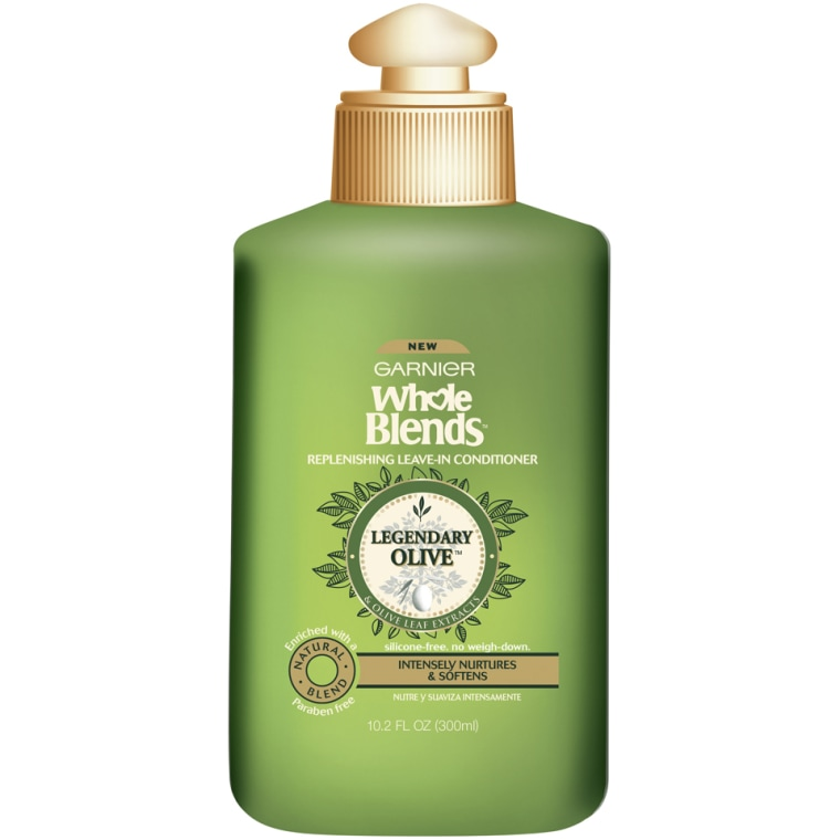 Garnier Whole Blends Replenishing Legendary Olive Leave-In Conditioner