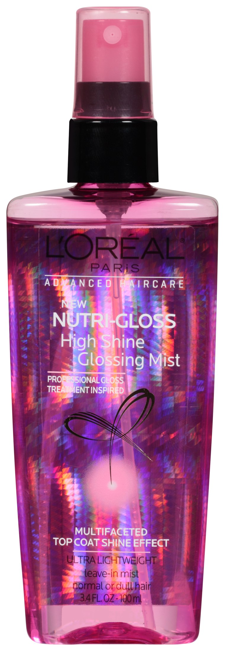 L'Oreal Paris Hair Expert Nutri-Gloss High Shine Glossing Mist