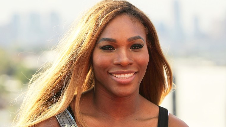 Serena & Venus Williams Meet With Melbourne Renegades