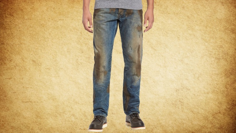 Barracuda Straight Leg Jeans