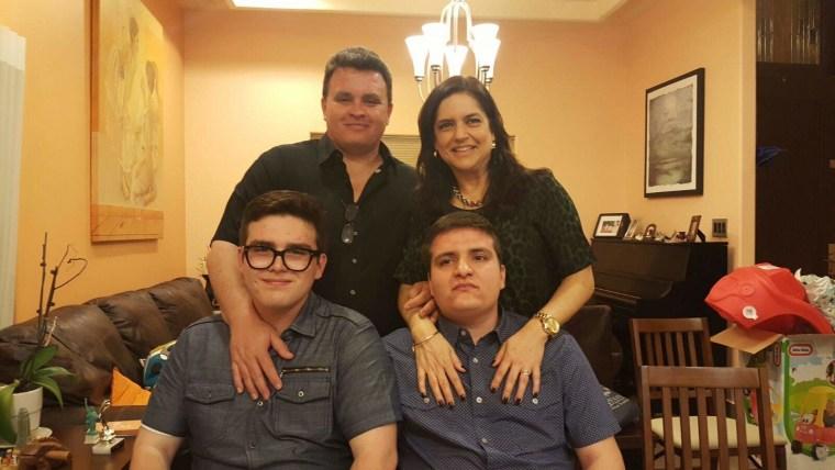 Family re-creates Blockbuster store for autistic son