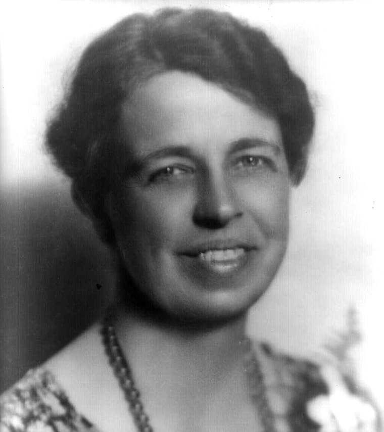 First Lady Eleanor Roosevelt