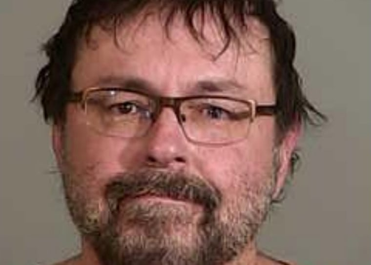 Image: Tad Cummins was arrested in the Cecilville area of Siskiyou County, California.