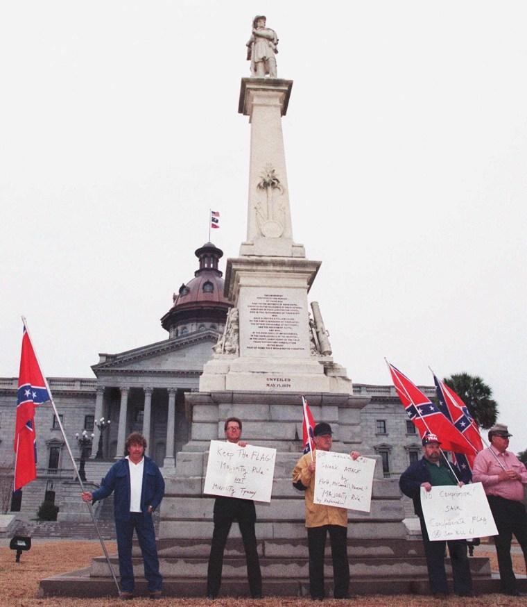 Image: Confederate flag