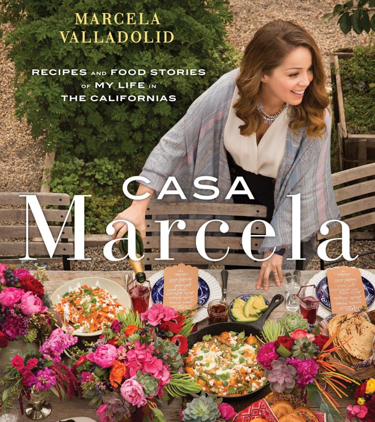 Casa Marcela book cover.