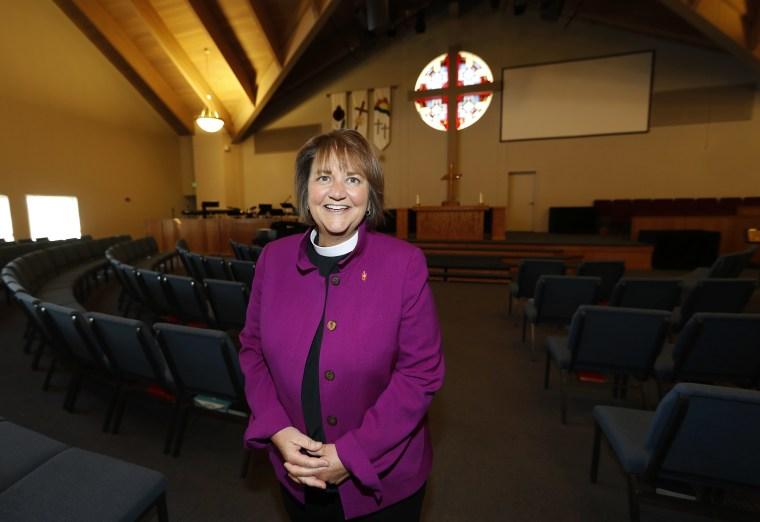 Image: Bishop Karen Oliveto