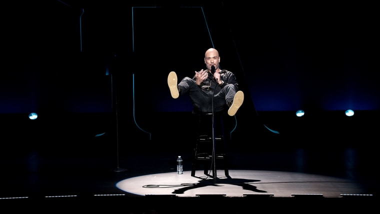 After receiving no offers from networks, Jo Koy decided to self-produce a comedy special. He later sold it to Netflix.