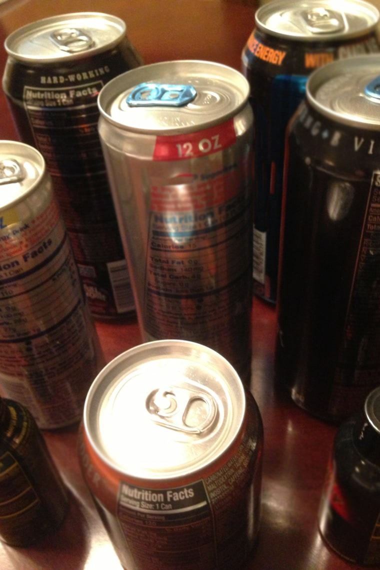 Energy Drinks Worse for Your Heart Than Caffeine Alone: Study