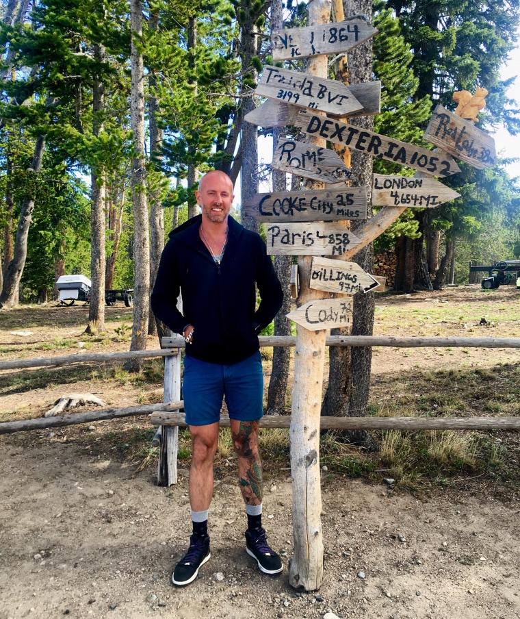 Jason Arsenault in Montana