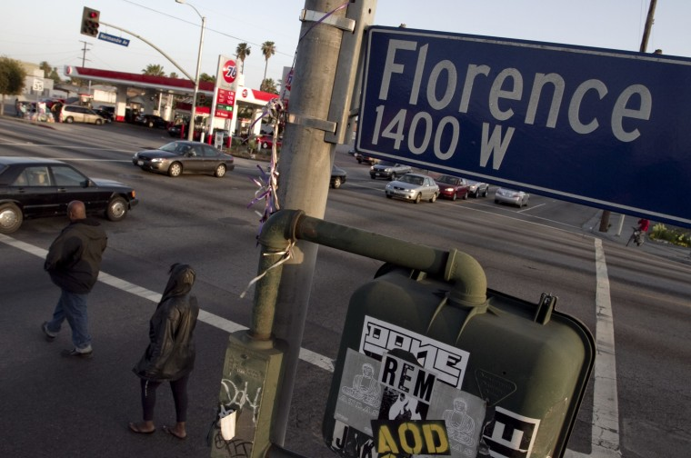 Image: To match Feature USA-LOSANGELES/RIOTS