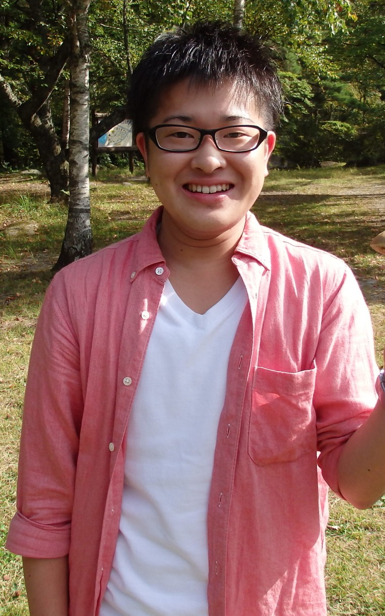 Tomoya Hosoda is Japan's first transgender male politician