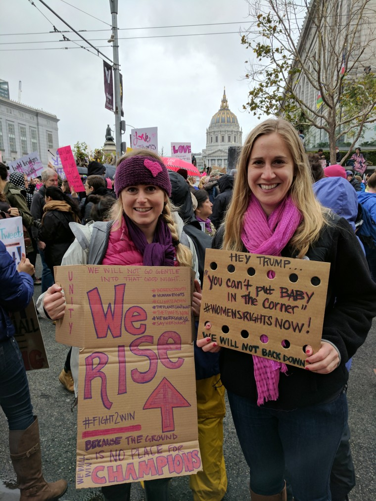 Image: Women's March Protest