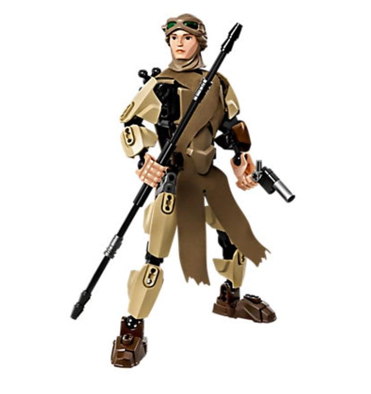 Star Wars Rey action figure