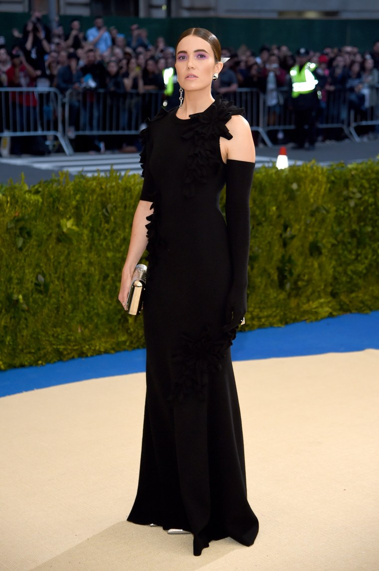 "Image: ""Rei Kawakubo/Comme des Garcons: Art Of The In-Between"" Costume Institute Gala - Arrivals"