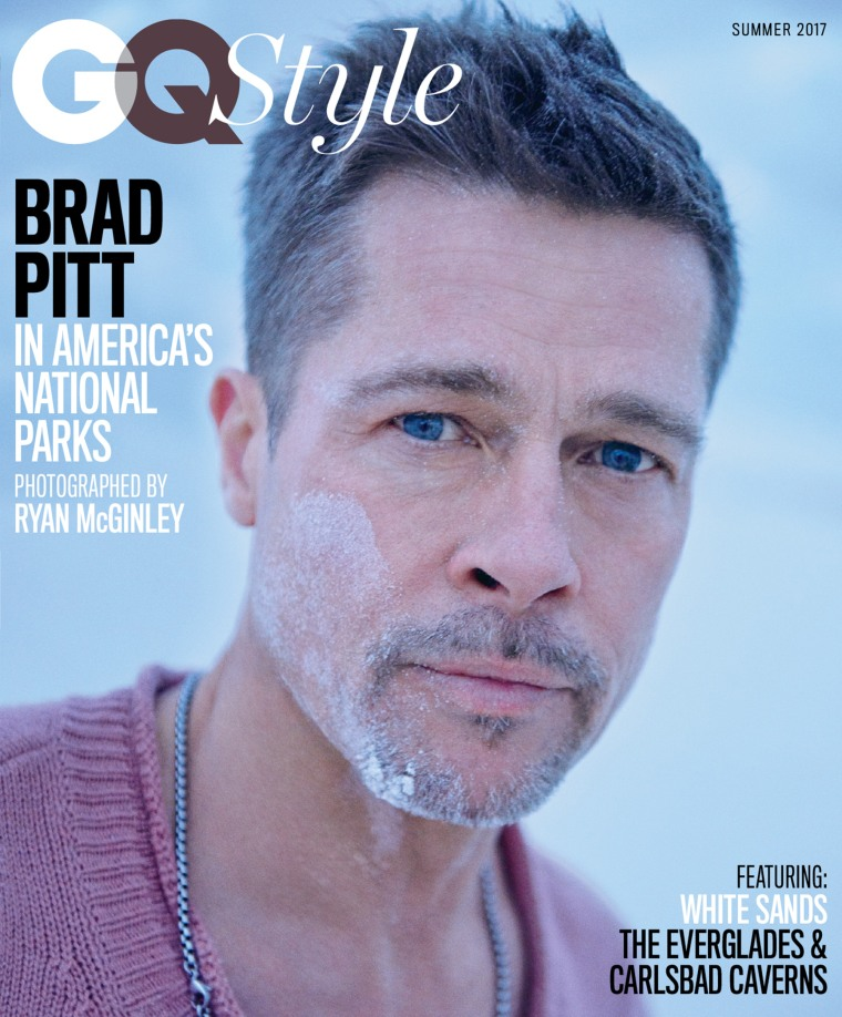 Brad Pitt opens up about his split from Angelina Jolie in a candid interview in the summer issue of GQ Style.