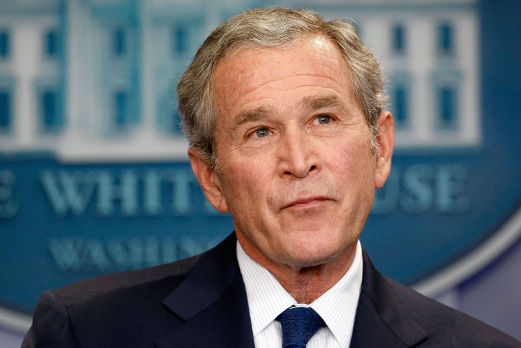 President Bush Holds News Conference
