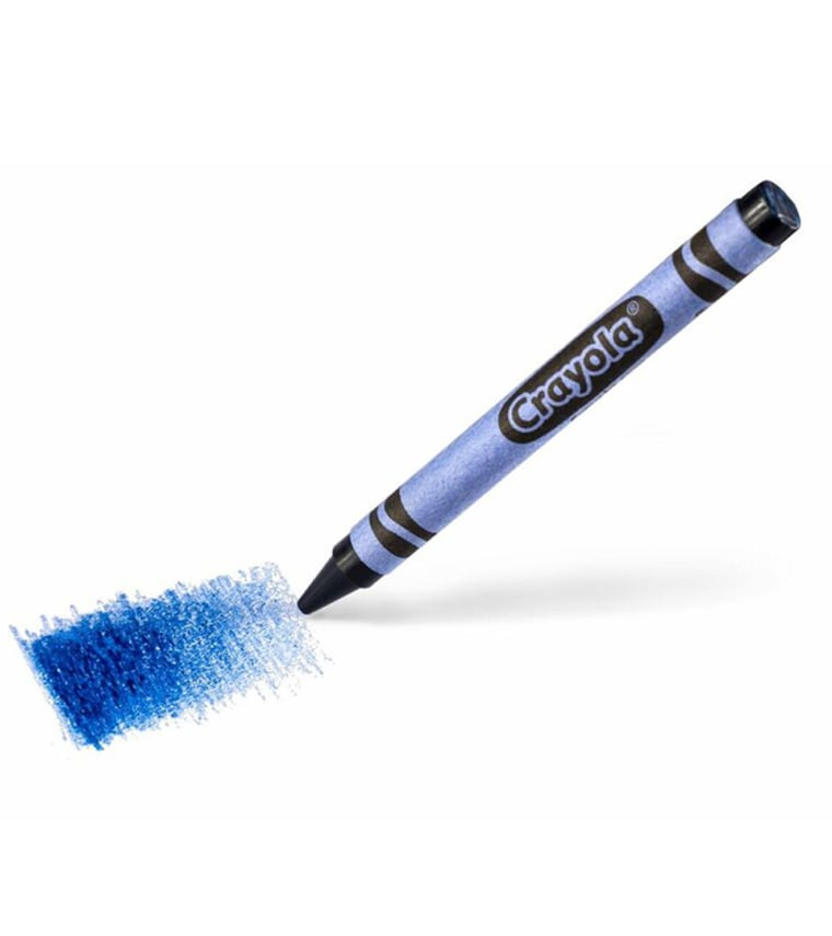 Crayola Release: Crayola to Launch New Crayon Color Inspired by the Discovery of the YInMn Pigment, as the World's Newest Shade of Blue