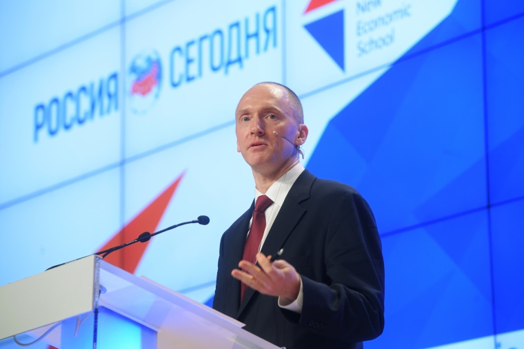 Image: Carter Page