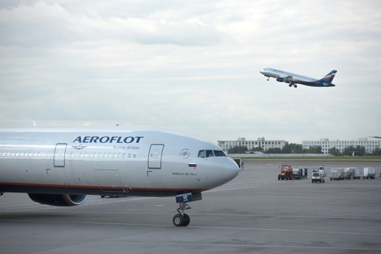 Image: Russian Airlines OAO Aeroflot Operations