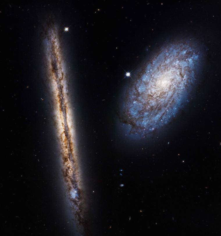 Image: SPACE-GALACTIC-PAIR