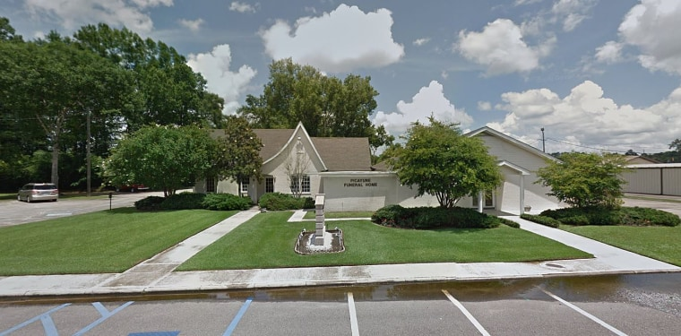 Image: Picayune Funeral Home