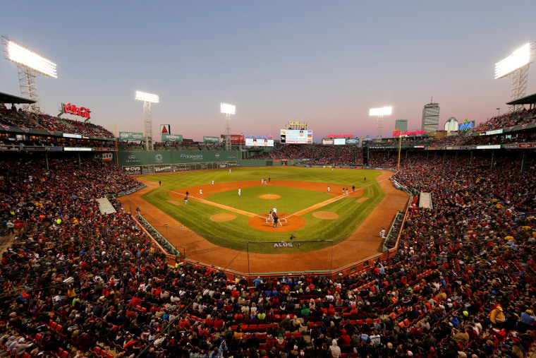 Image: Fenway Park in Boston