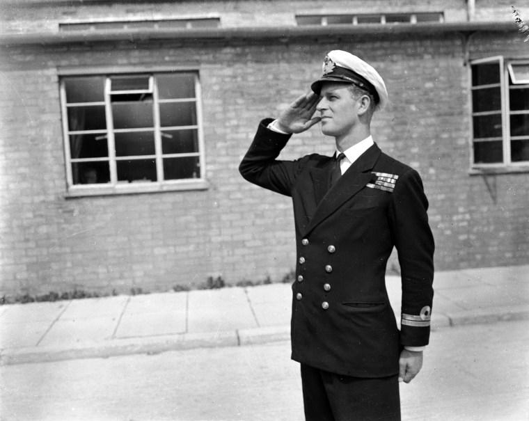 Image: Lieutenant Philip