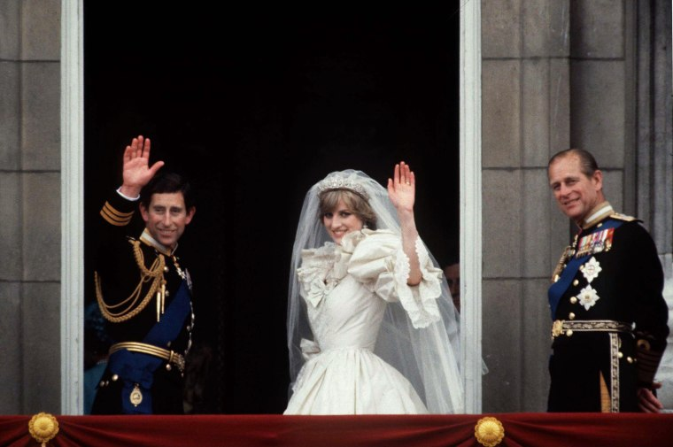 Image: Royal Wedding Prince And Princess Of Wales