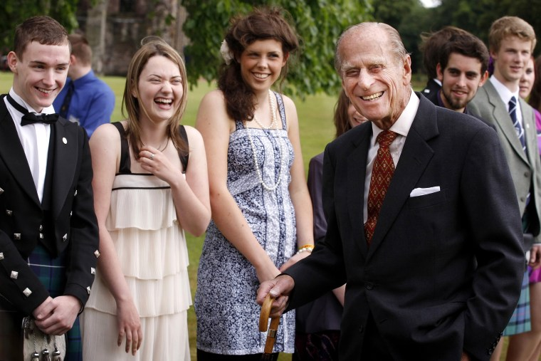 Image: (FILE) Prince Philip, Duke of Edinburgh To Step Down From Royal Duties