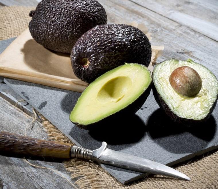 Image: avocado-stock