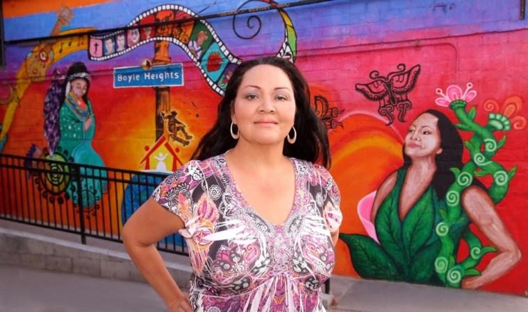 Josefina Lopez, Artistic Director of Casa 0101 Theater