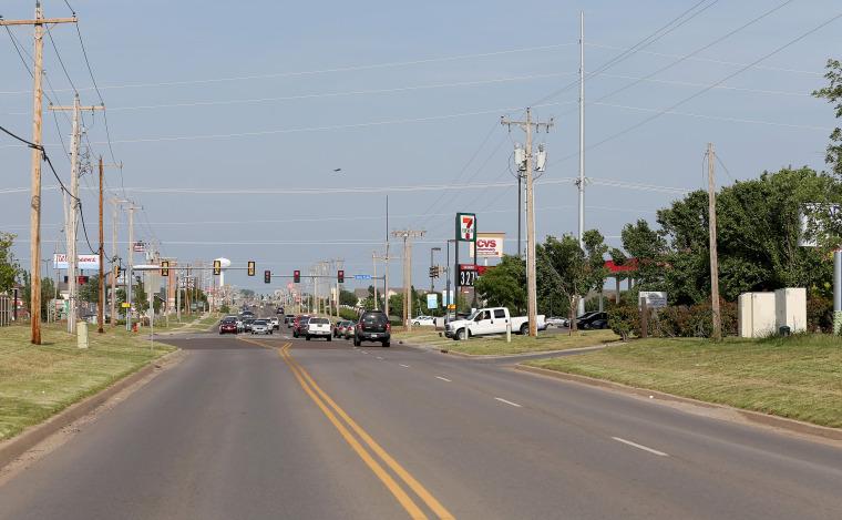 Image: Moore, Oklahoma To Commemorate One-Year Anniversary Of Devastating Tornado
