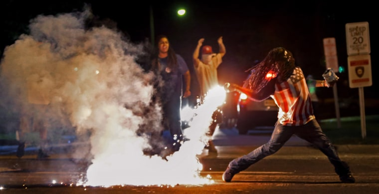 Deaths of six men tied to Ferguson protests alarm activists