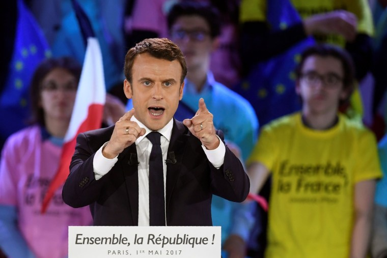 Image: FILES-FRANCE2017-VOTE