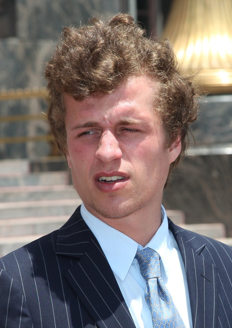 Court Appearance And Sentencing For Conrad Hilton - Los Angeles, CA