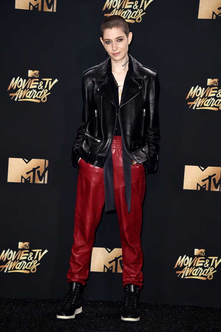 Image: 2017 MTV Movie And TV Awards - Press Room