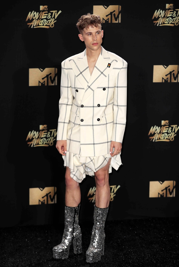 Image: Arrivals - MTV Movie and TV Awards 2017