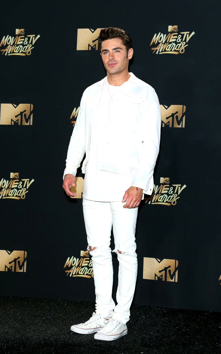 Image: ENTERTAINMENT-US-MTV-MOVIE-TV-AWARDS-ARRIVALS