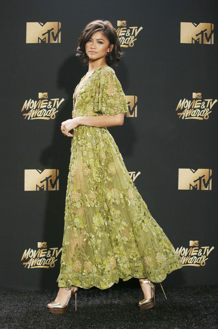 Image: 2017 MTV Movie and TV Awards - Arrivals