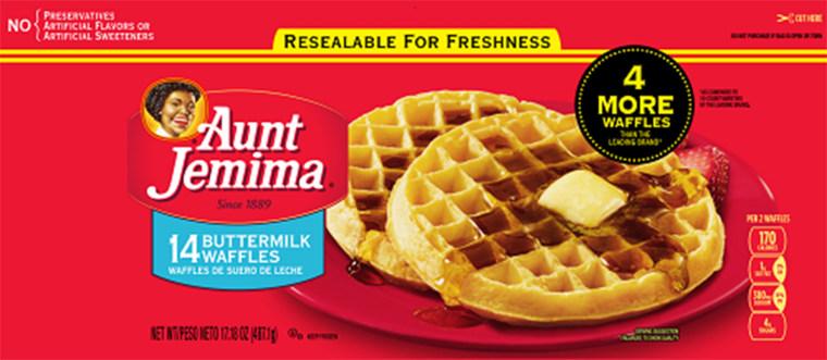 Aunt Jemima recall
