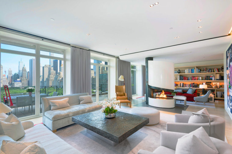Sting's New York apartment for sale
